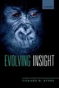Evolving Insight - Richard W. Byrne - cover