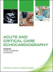 Acute and Critical Care Echocardiography - cover