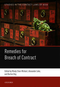 Remedies for Breach of Contract - cover