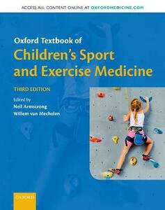 Oxford Textbook of Children's Sport and Exercise Medicine - cover
