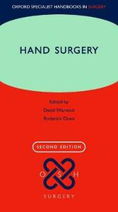Hand Surgery: Therapy and Assessment - cover