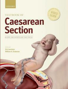 Textbook of Caesarean Section - cover