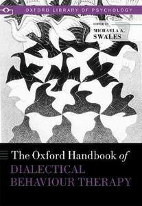 The Oxford Handbook of Dialectical Behaviour Therapy - cover