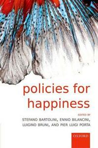 Policies for Happiness - cover