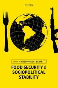 Food Security and Sociopolitical Stability - cover