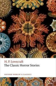 The Classic Horror Stories - H. P. Lovecraft - cover