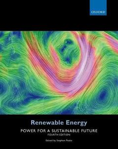 Renewable Energy: Power for a Sustainable Future - cover