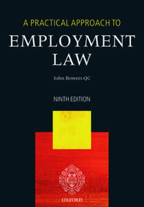A Practical Approach to Employment Law - John Bowers - cover
