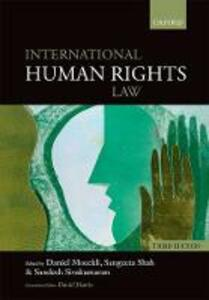 International Human Rights Law - cover