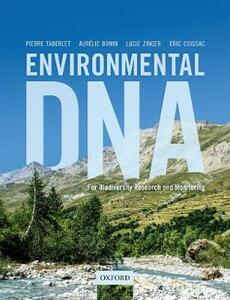Environmental DNA: For Biodiversity Research and Monitoring - Pierre Taberlet,Aurelie Bonin,Lucie Zinger - cover