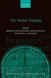 The Verbal Domain - cover