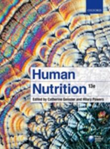 Human Nutrition - cover