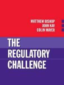 The Regulatory Challenge - cover