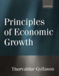 Principles of Economic Growth - Thorvaldur Gylfason - cover