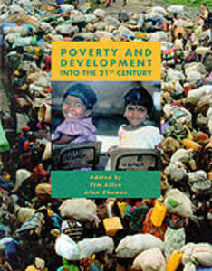 Poverty and Development - cover