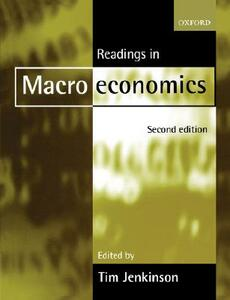 Readings in Macroeconomics - cover