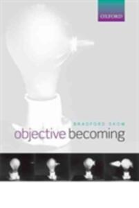 Objective Becoming - Bradford Skow - cover