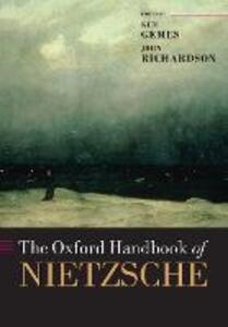 The Oxford Handbook of Nietzsche - cover