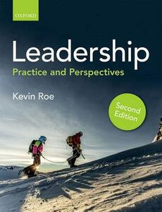 Leadership: Practice and Perspectives - Kevin Roe - cover
