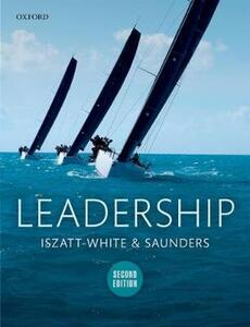 Leadership - Marian Iszatt-White,Christopher Saunders - cover