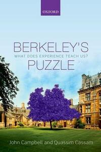 Berkeley's Puzzle: What Does Experience Teach Us? - John Campbell,Quassim Cassam - cover