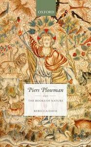 Piers Plowman and the Books of Nature - Rebecca Davis - cover