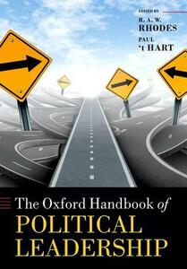 The Oxford Handbook of Political Leadership - cover