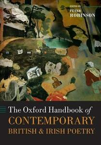 The Oxford Handbook of Contemporary British and Irish Poetry - cover