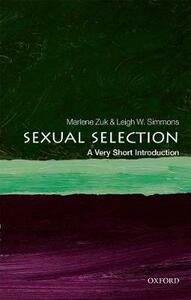 Sexual Selection: A Very Short Introduction - Marlene Zuk,Leigh W. Simmons - cover