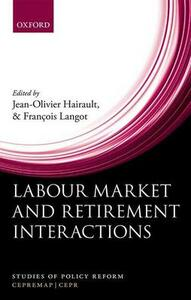 Labour Market and Retirement Interactions: A new perspective on employment for older workers - cover