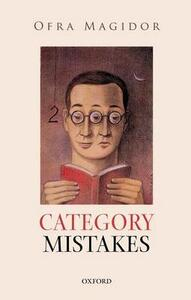 Category Mistakes - Ofra Magidor - cover