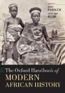 The Oxford Handbook of Modern African History - cover