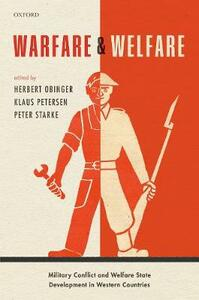 Warfare and Welfare: Military Conflict and Welfare State Development in Western Countries - cover