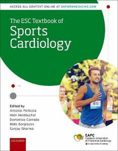 The ESC Textbook of Sports Cardiology - cover
