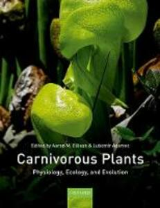 Carnivorous Plants: Physiology, ecology, and evolution - cover