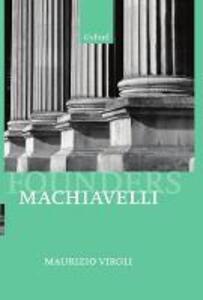 Machiavelli - Maurizio Viroli - cover