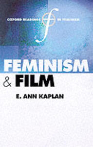 Feminism and Film - cover