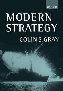 Modern Strategy - Colin S. Gray - cover