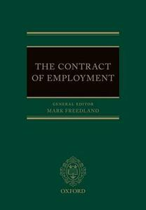 The Contract of Employment - cover