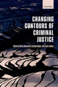 Changing Contours of Criminal Justice - cover