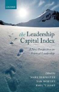 The Leadership Capital Index: A New Perspective on Political Leadership - cover