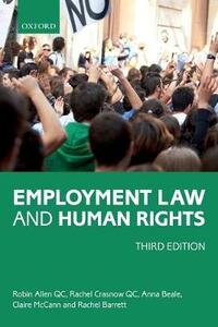 Employment Law and Human Rights - Robin Allen QC,Rachel Crasnow QC,Anna Beale - cover