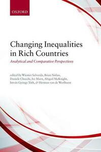 Changing Inequalities in Rich Countries: Analytical and Comparative Perspectives - cover