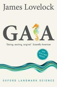 Gaia: A New Look at Life on Earth - James Lovelock - cover