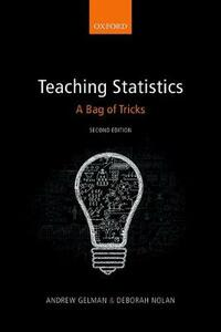 Teaching Statistics: A Bag of Tricks - Andrew Gelman,Deborah Nolan - cover