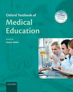 Oxford Textbook of Medical Education - cover