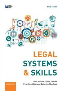 Legal Systems & Skills - Scott Slorach,Judith Embley,Peter Goodchild - cover
