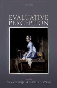 Evaluative Perception - cover