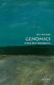 Genomics: A Very Short Introduction - John M. Archibald - cover