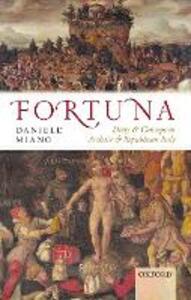 Fortuna: Deity and Concept in Archaic and Republican Italy - Daniele Miano - cover